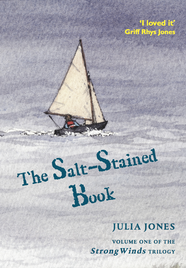 The Salt-Stained Book By: Julia Jones
