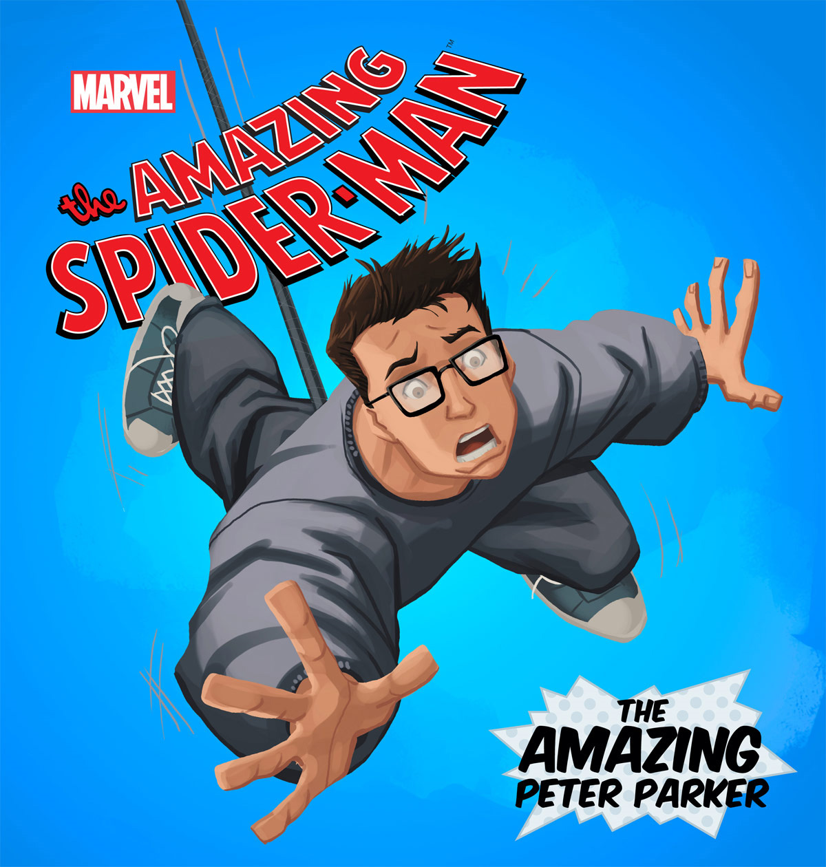 Amazing Spider Man, The:  Amazing Peter Parker, The By: Disney Book Group