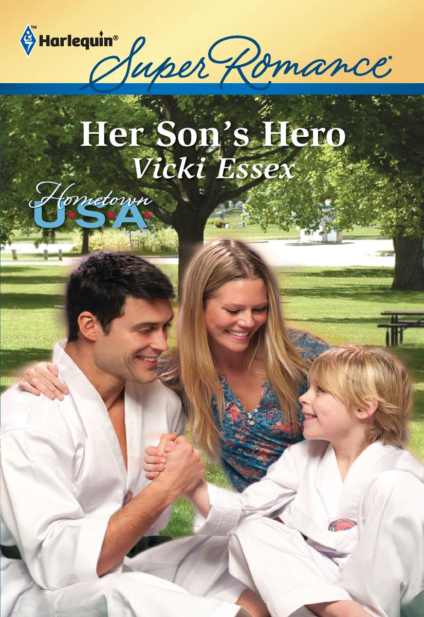 Her Son's Hero By: Vicki Essex