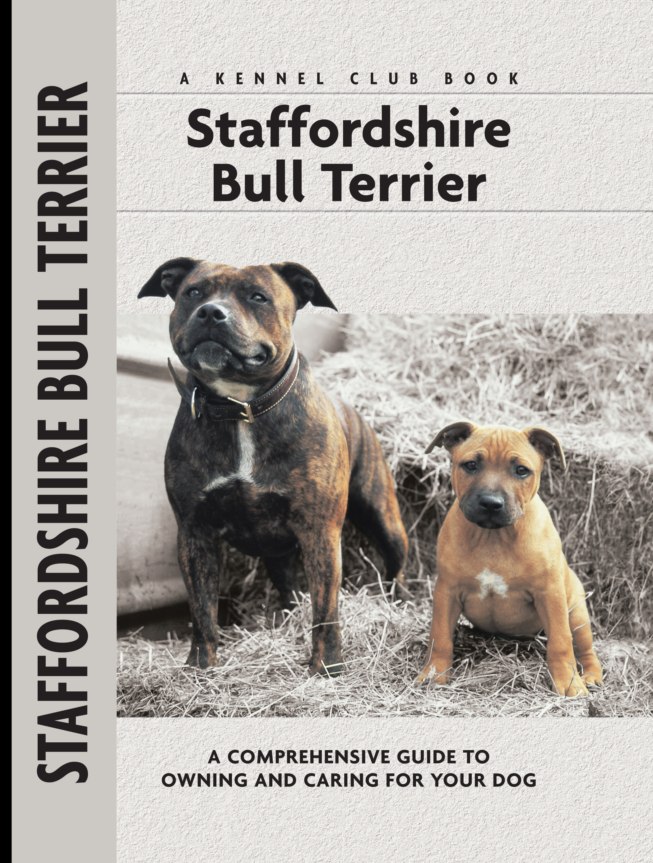 Staffordshire Bull Terrier By: Jane Hogg Frome