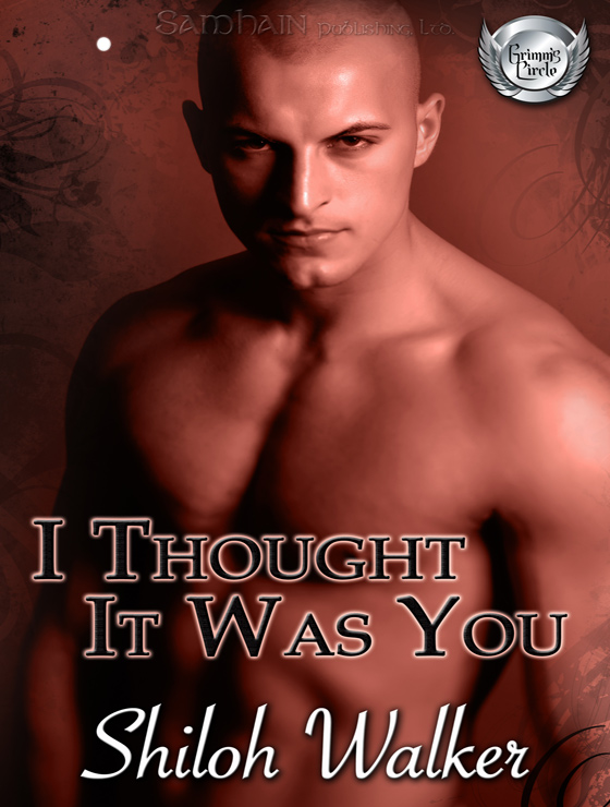 Book Cover: I Thought It Was You