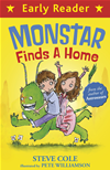 Monstar Finds A Home (early Reader)
