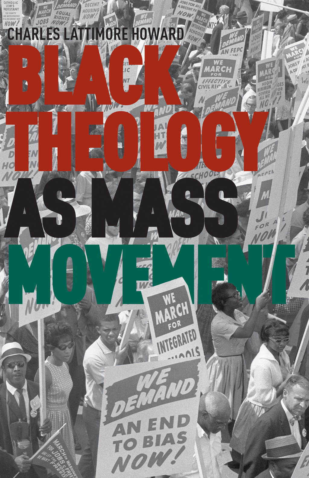 Black Theology as Mass Movement Deep calls to Deep