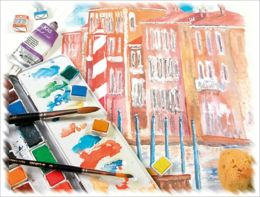How to Paint With Watercolors By: Martin Mendelsohn