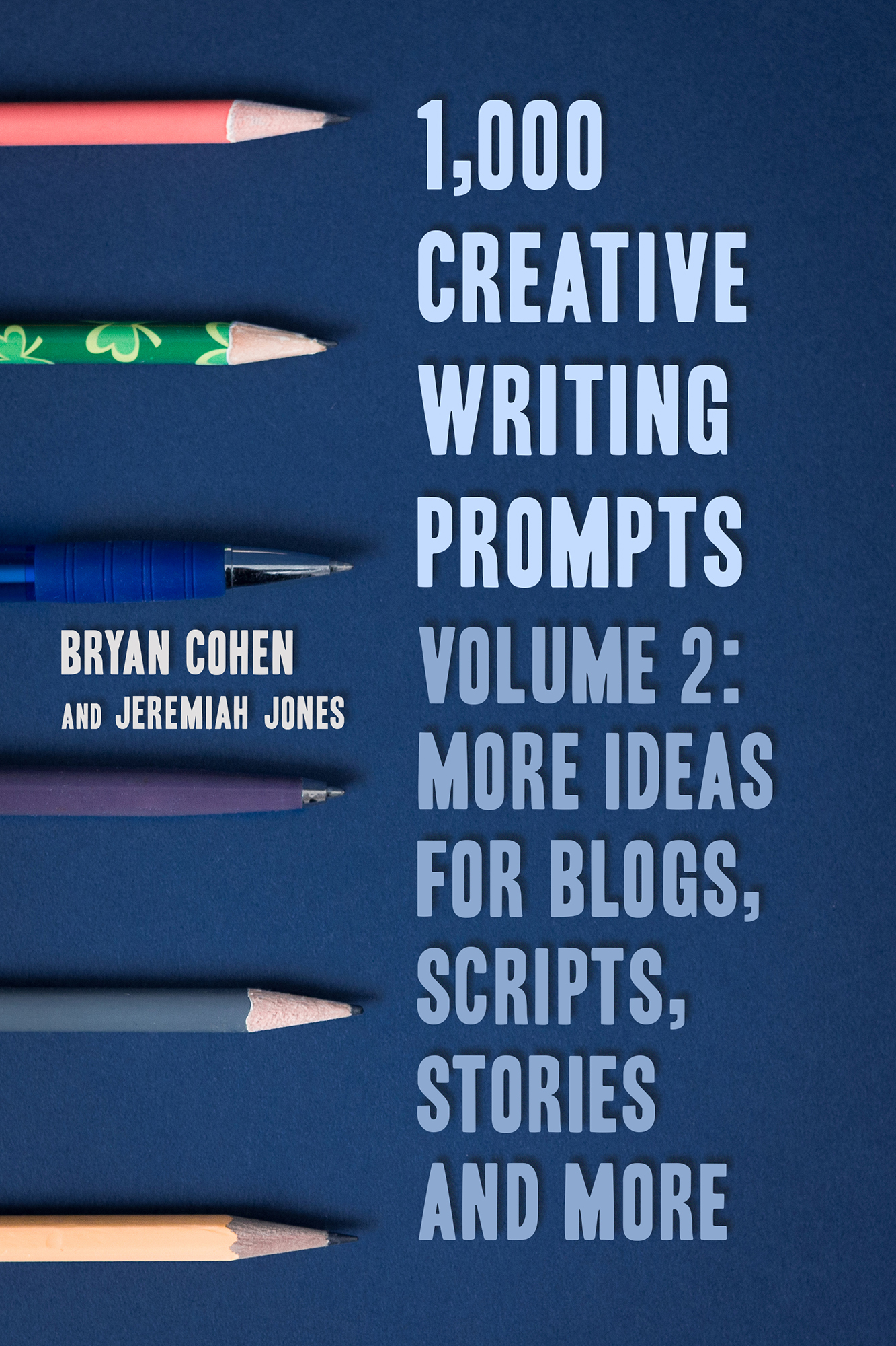 creative writing prompts for authors