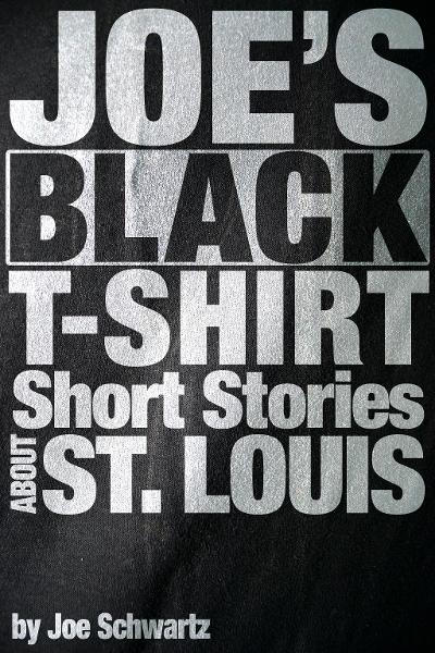 Joe's Black T-Shirt By: Joe Schwartz