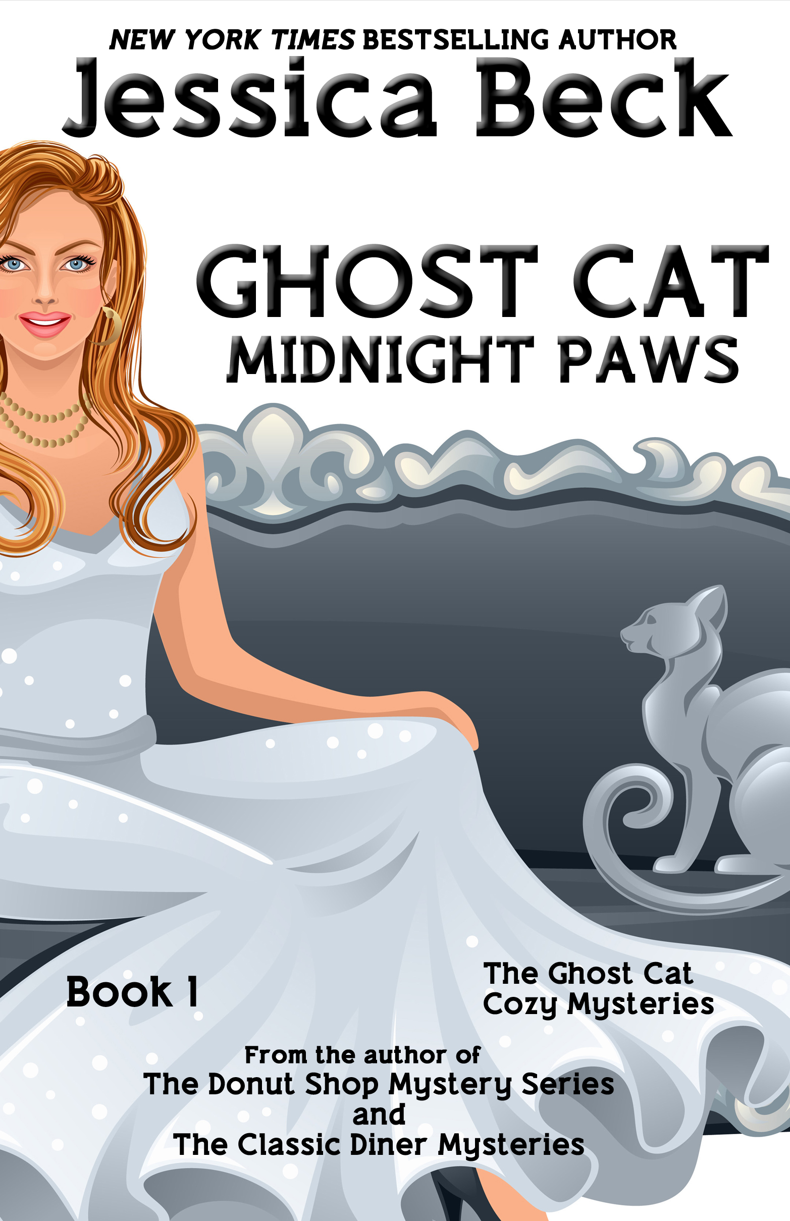 Ghost Cat: Midnight Paws By: Jessica Beck