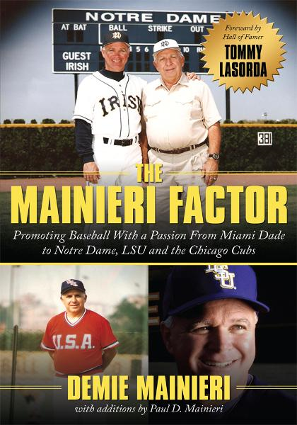 The Mainieri Factor By: Demie Mainieri with additions by Paul D. Mainieri
