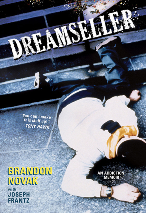 Dreamseller By: Brandon Novak