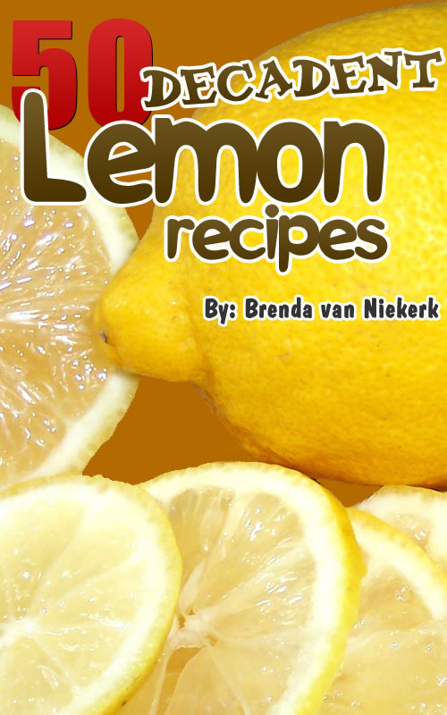 50 Decadent Lemon Recipes