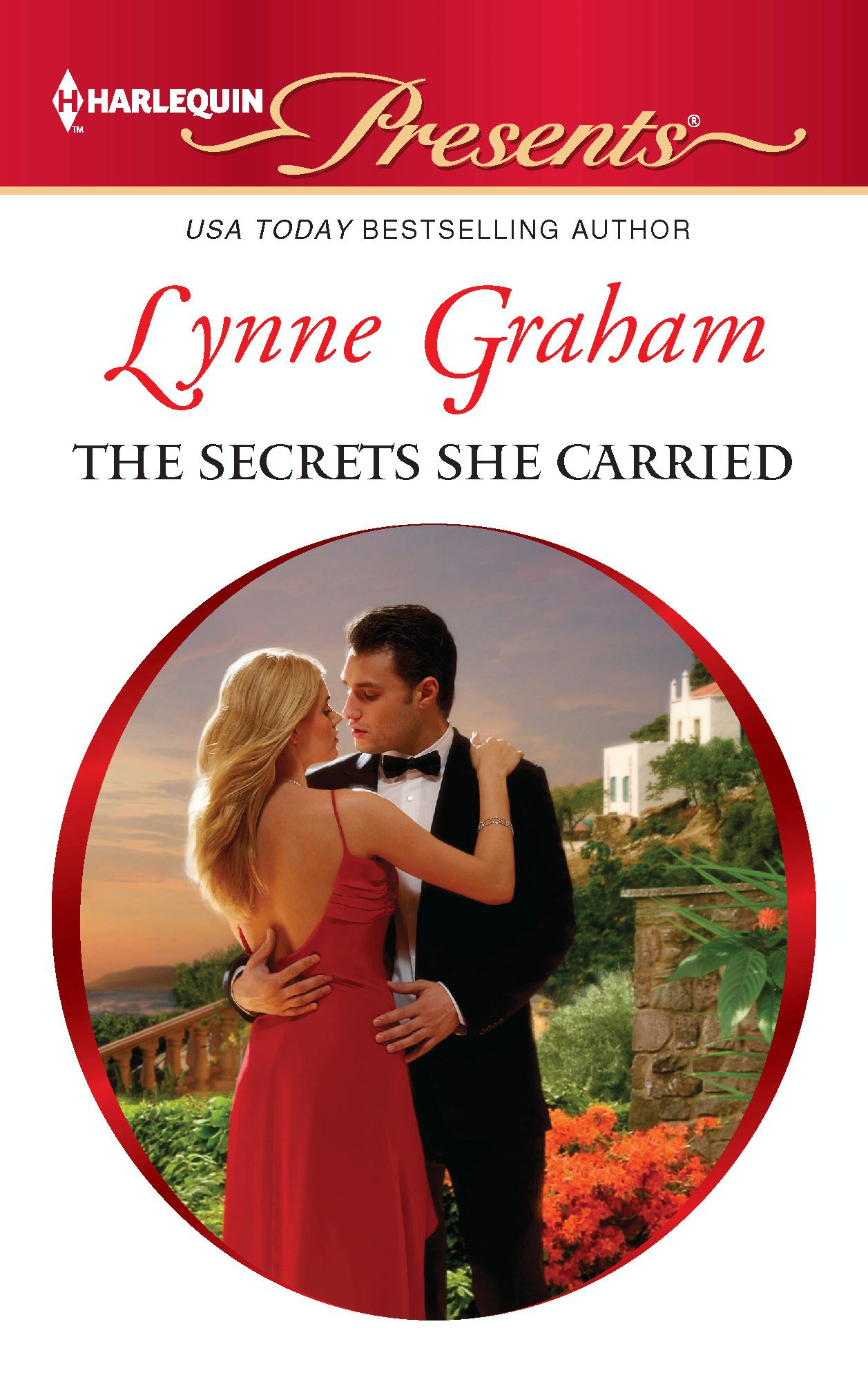 The Secrets She Carried By: Lynne Graham