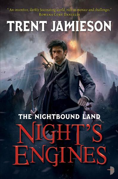 Night's Engines By: Trent Janieson