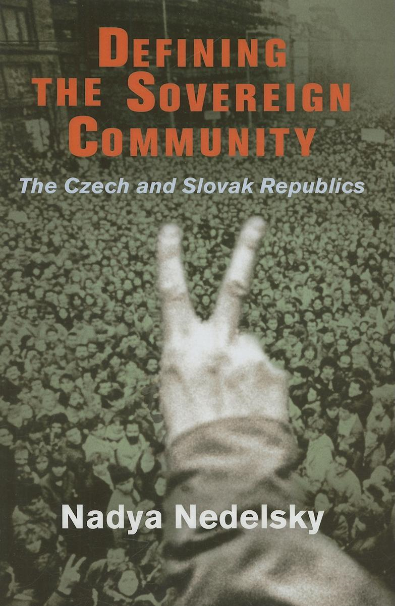 Defining the Sovereign Community: The Czech and Slovak Republics