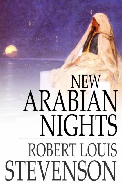 Cover Image: New Arabian Nights