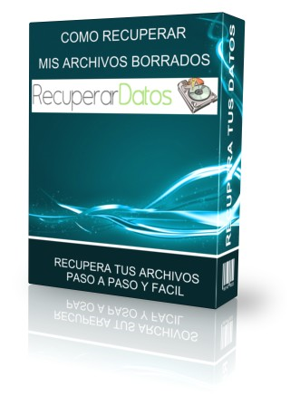 Manual para recuperar archivos borrados de su PC