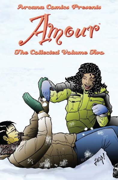 Amour The Collected Volume Two By: Various