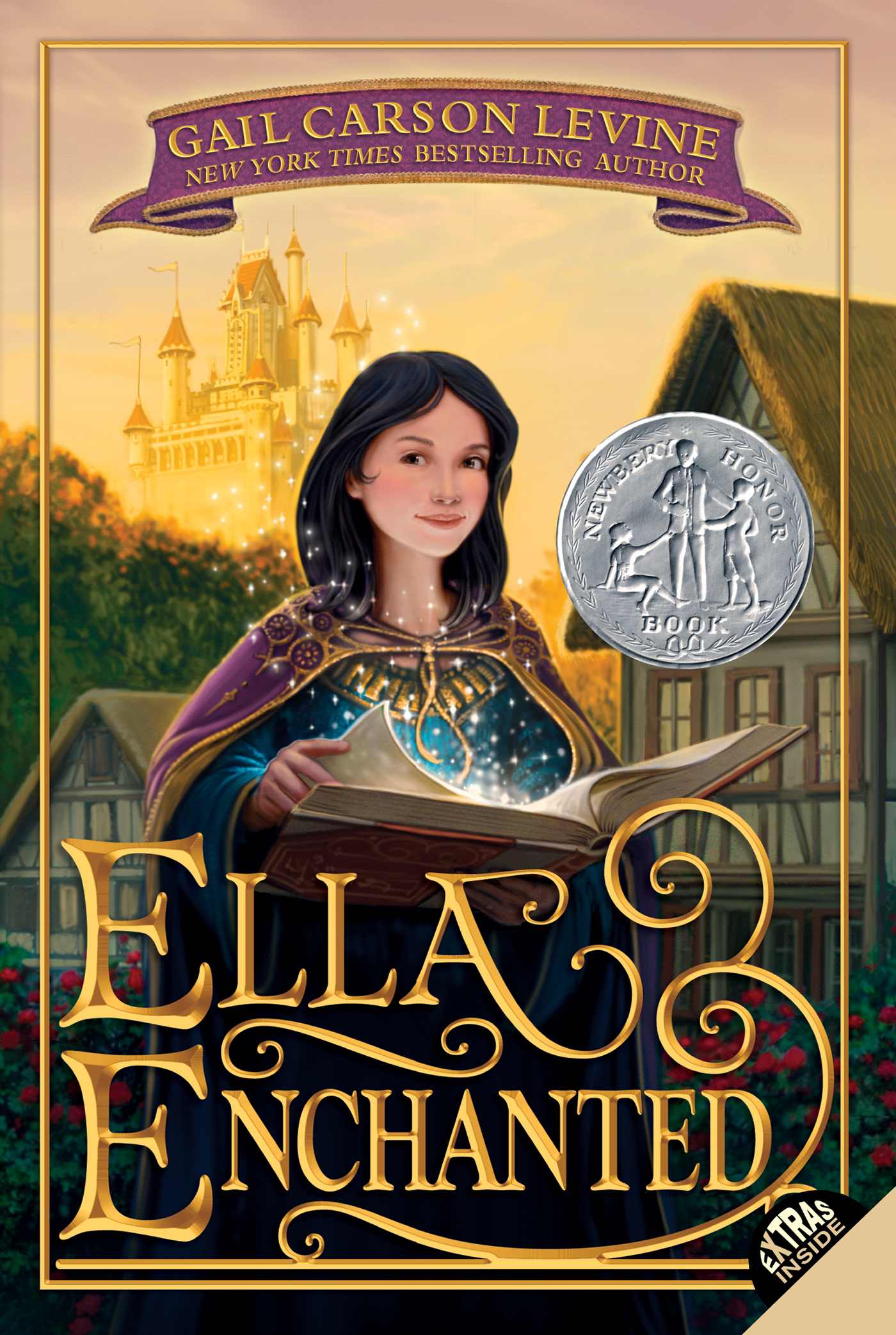Ella Enchanted By: Gail Carson Levine