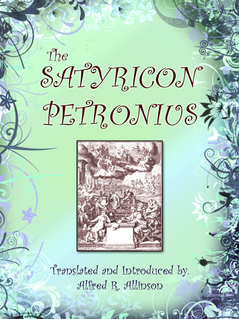 The Satyricon Petronius