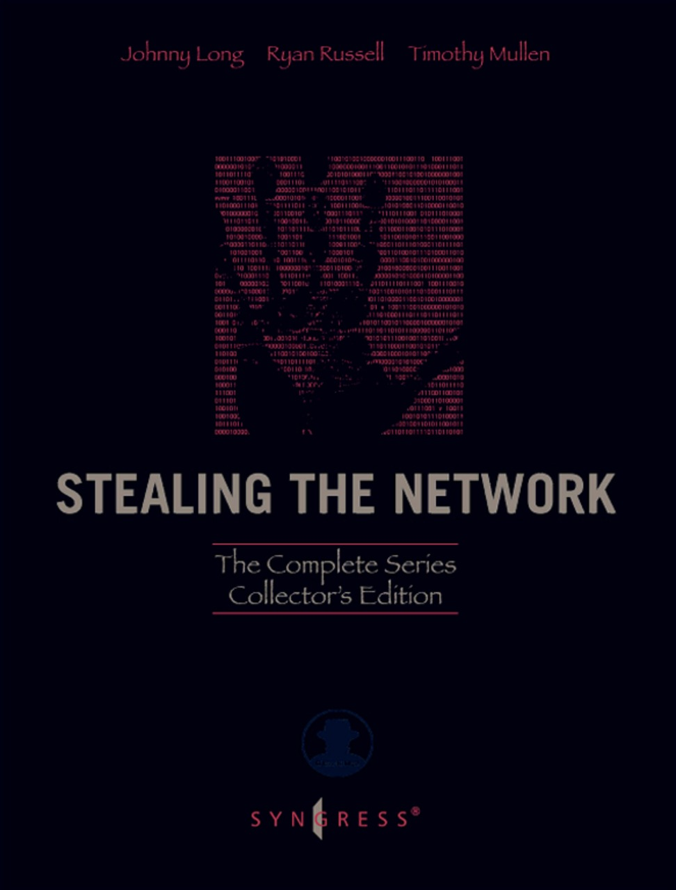 Stealing the Network: The Complete Series Collector's Edition, Final Chapter, and DVD The Complete Series Collector's Edition, Final Chapter, and DVD
