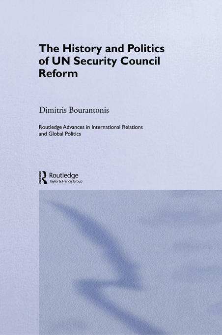 Politics of UN Security Council Reform