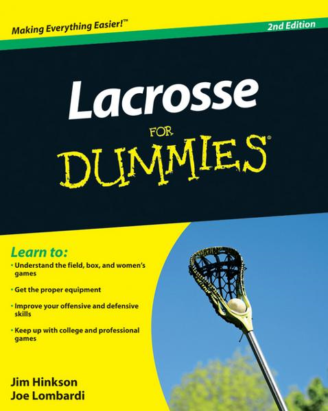 Lacrosse For Dummies