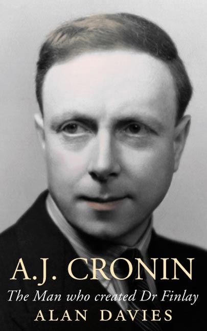 AJ Cronin The Man who Created Dr Finlay