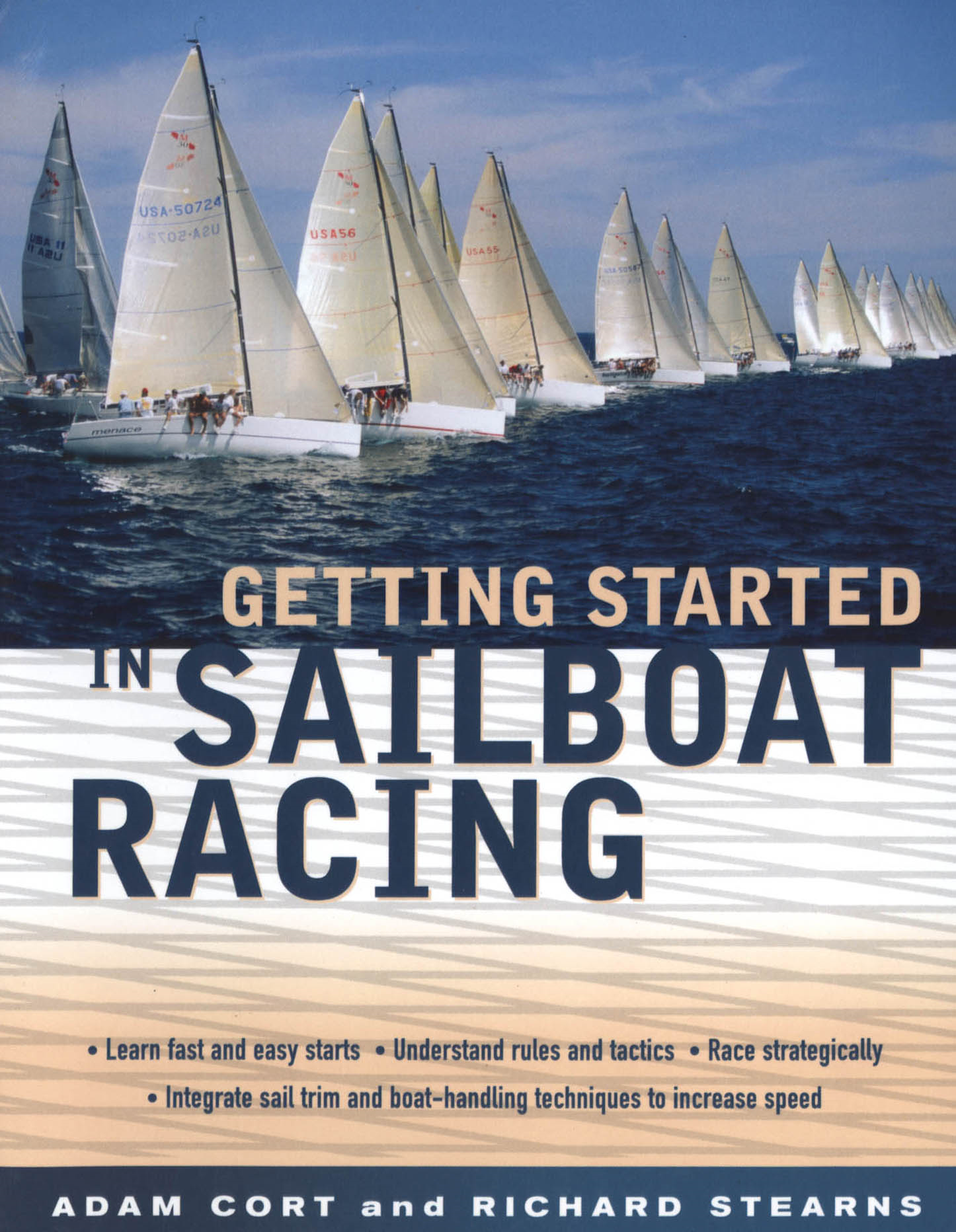 Getting Started in Sailboat Racing
