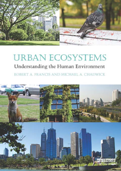 Urban Ecosystems Understanding the Human Environment