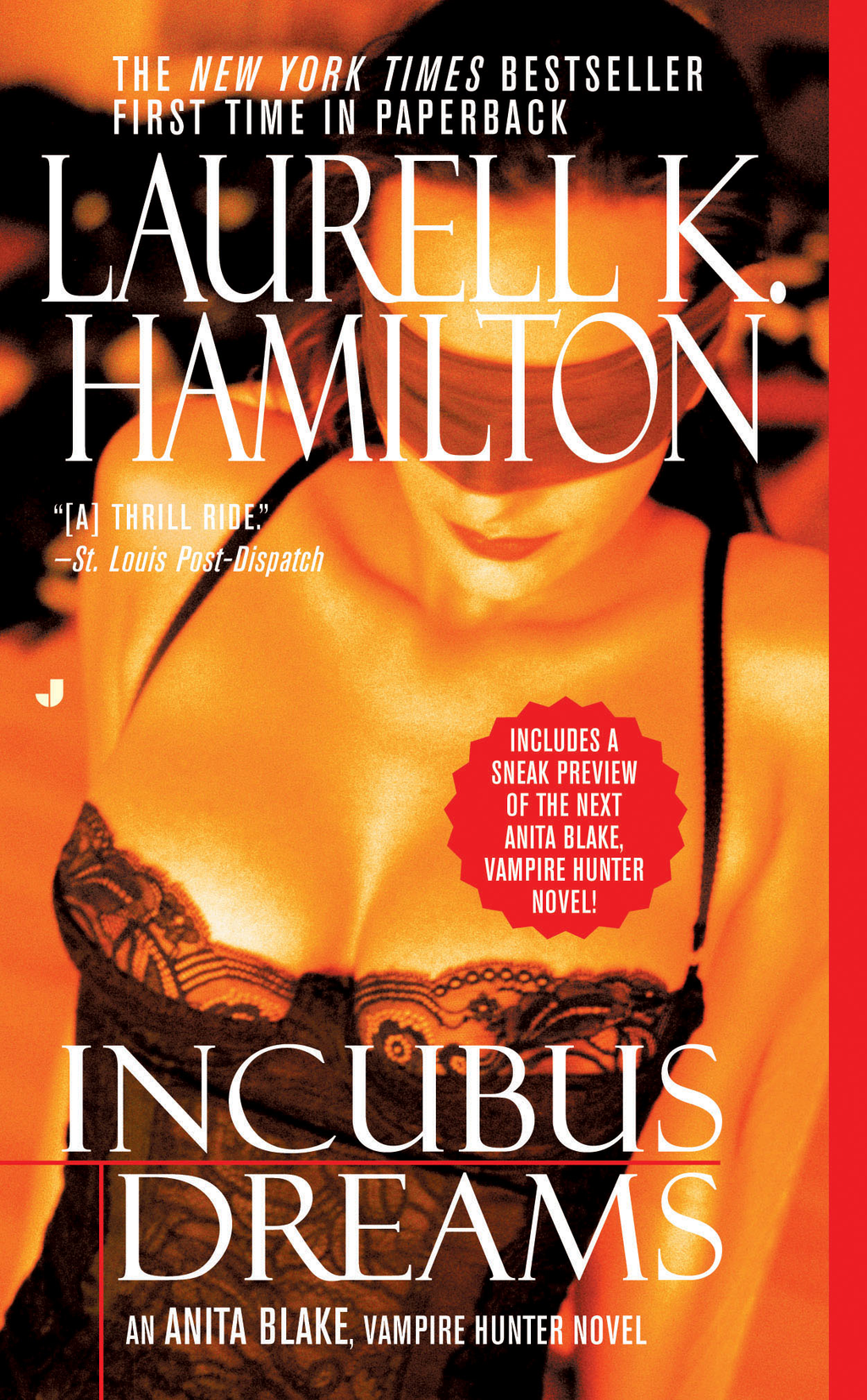 Incubus Dreams By: Laurell K. Hamilton