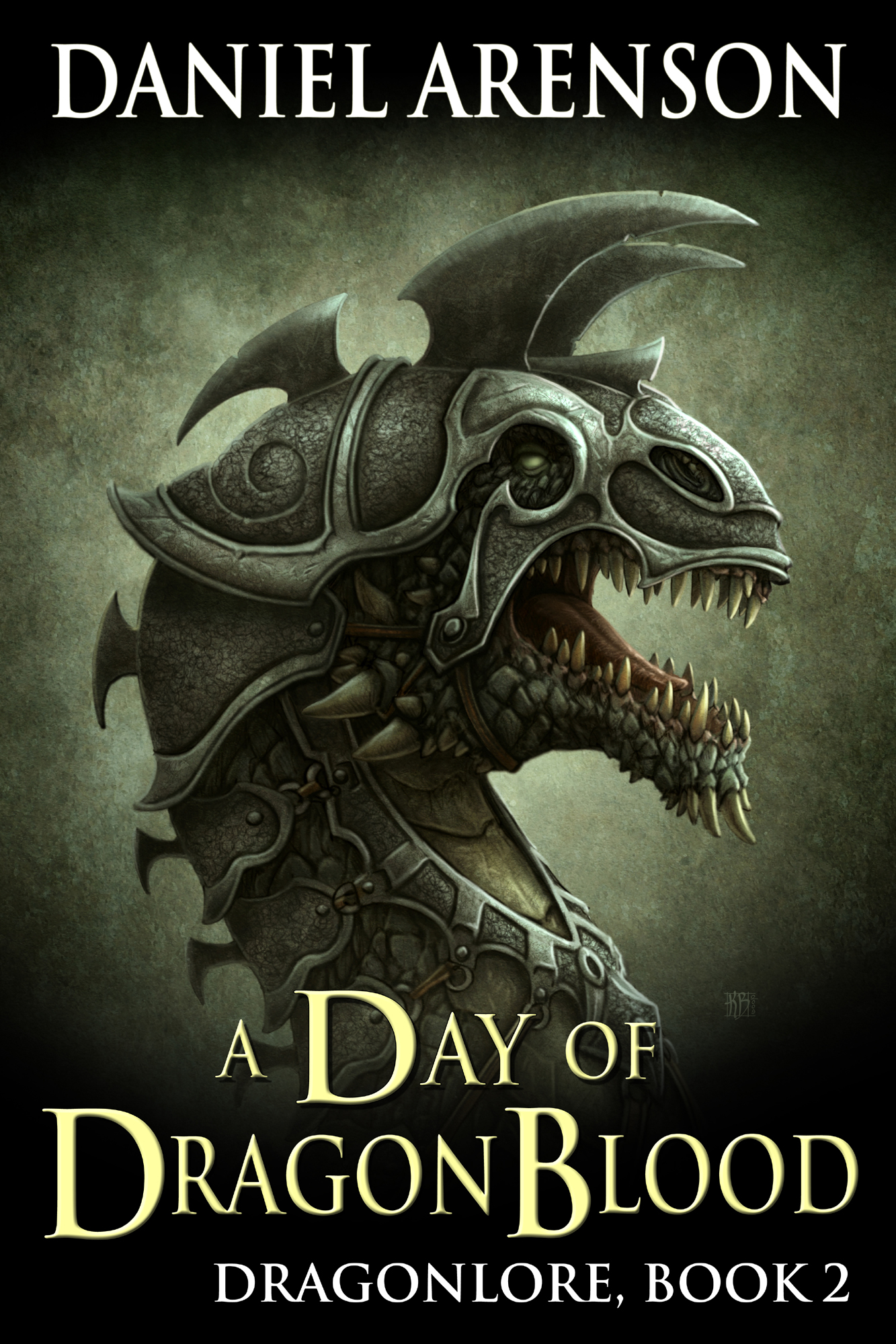 A Day of Dragon Blood By: Daniel Arenson