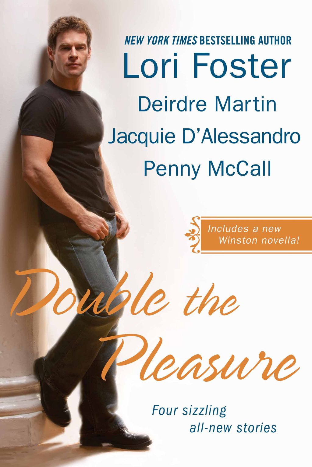 Double the Pleasure By: Deirdre Martin,Lori Foster