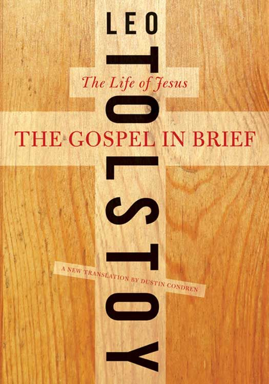 Cover Image: The Gospel in Brief