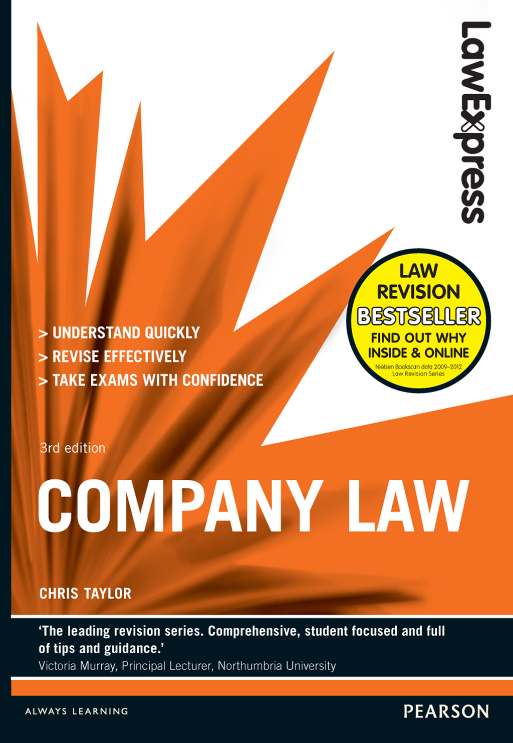 Law Express: Company Law 3rd edn
