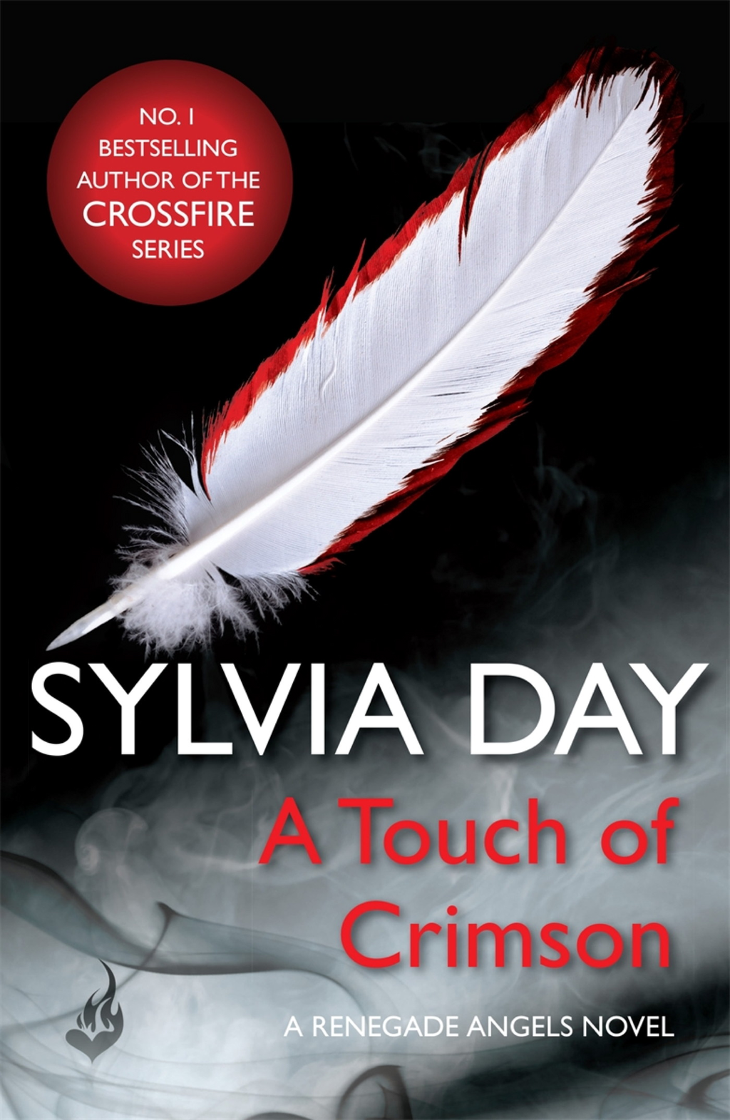 A Touch of Crimson (A Renegade Angels Novel)