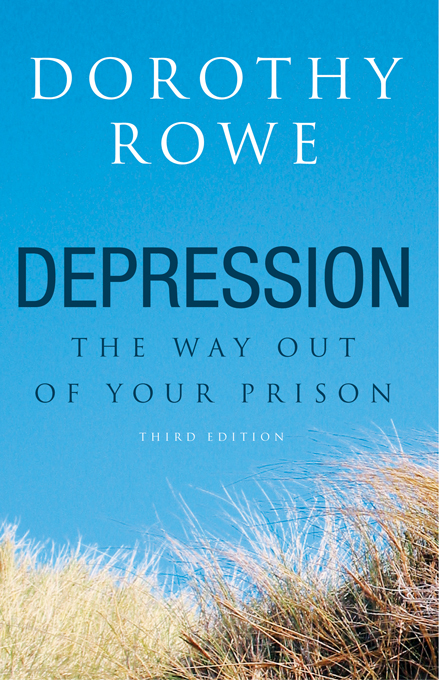 Depression The Way Out of Your Prison