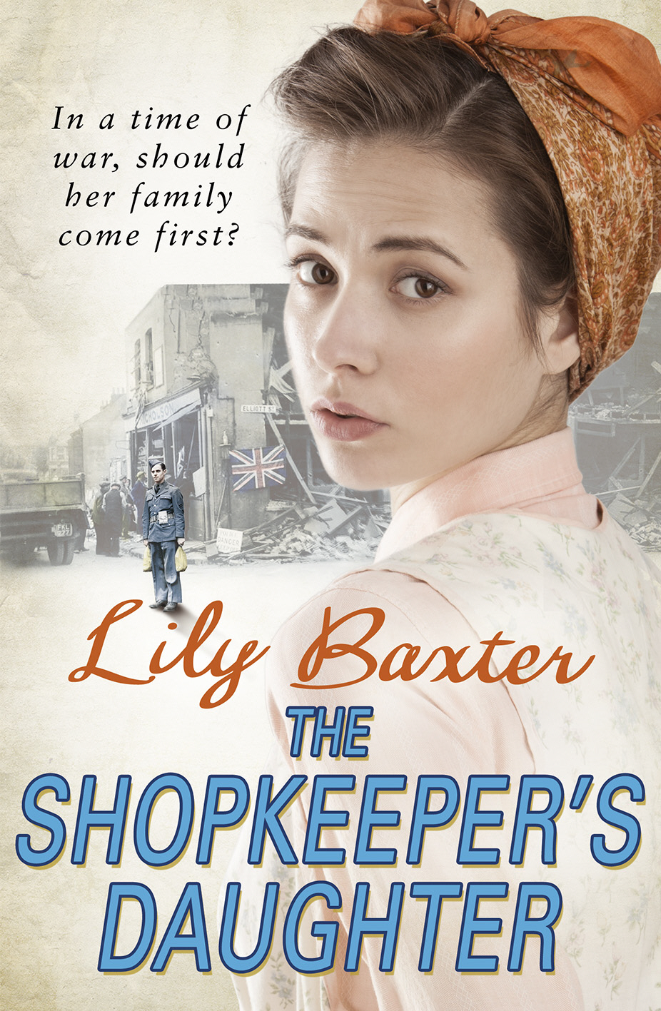 The Shopkeeper?s Daughter