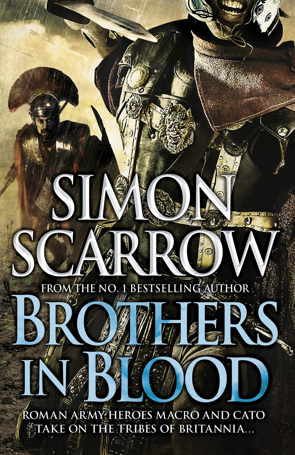 Brothers in Blood Cato & Macro: Book 13