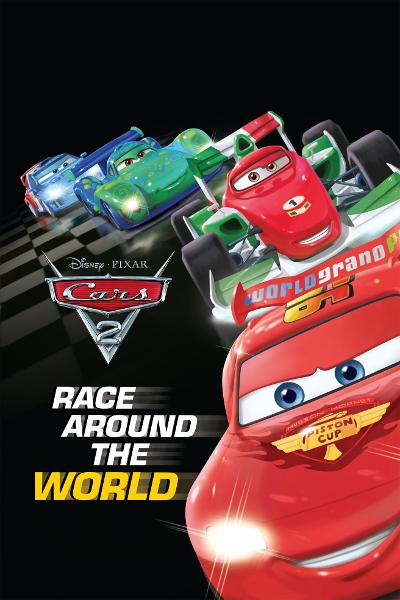 Cars 2: Race Around the World By: Susan Amerikaner