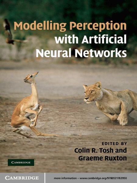 Modelling Perception with Artificial Neural Networks