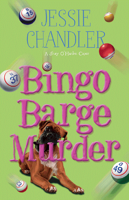 Bingo Barge Murder By: Jessie Chandler