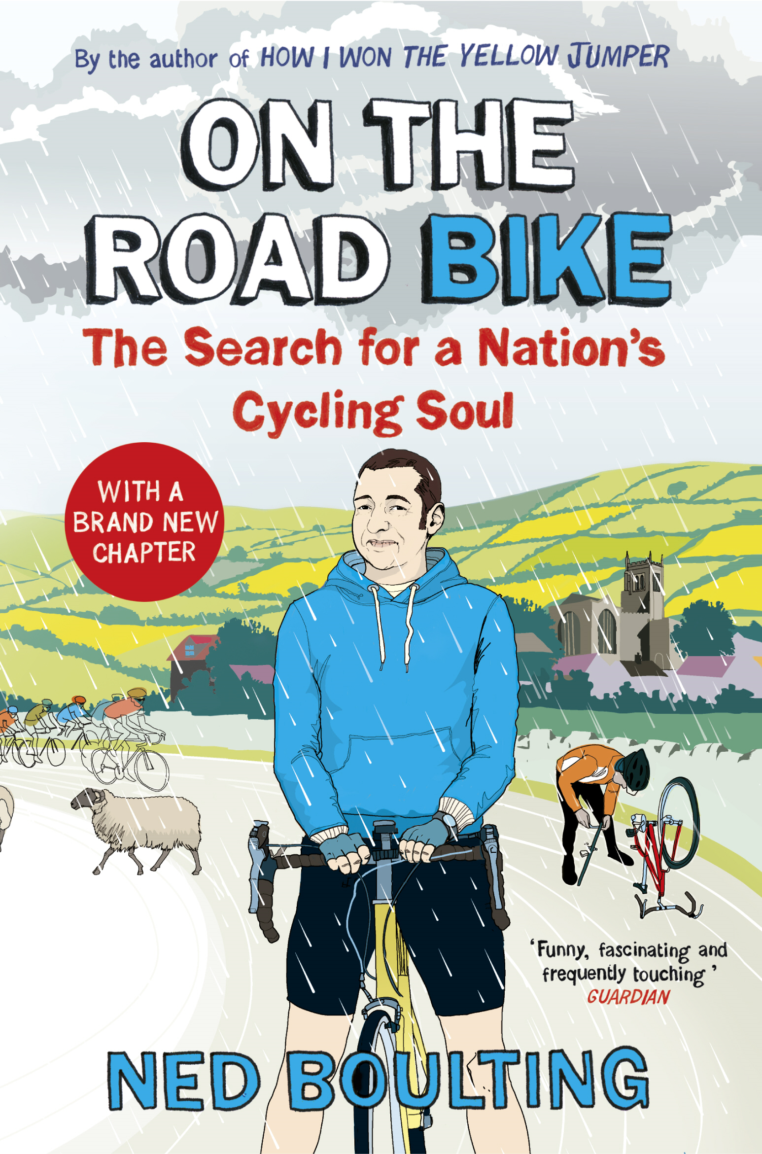 On the Road Bike The Search For a Nation?s Cycling Soul