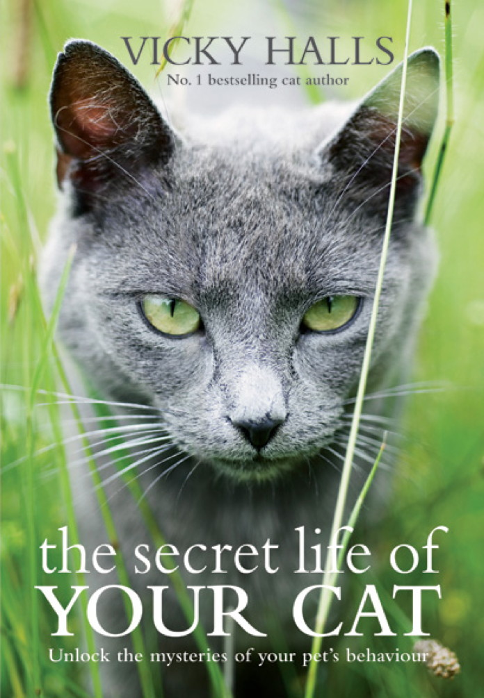 The Secret Life of your Cat The visual guide to all your cat?s behaviour