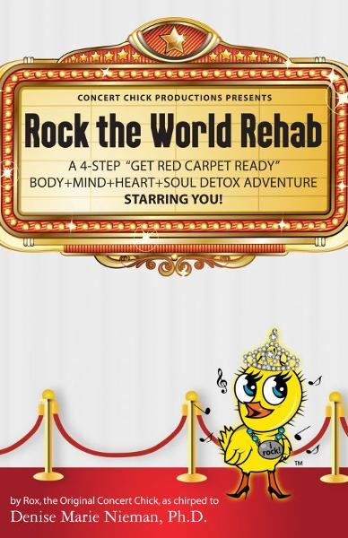 Rock the World Rehab: A 4-step