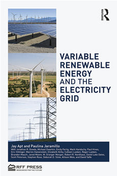 Renewable Variable Energy Resources and the Electricity Grid