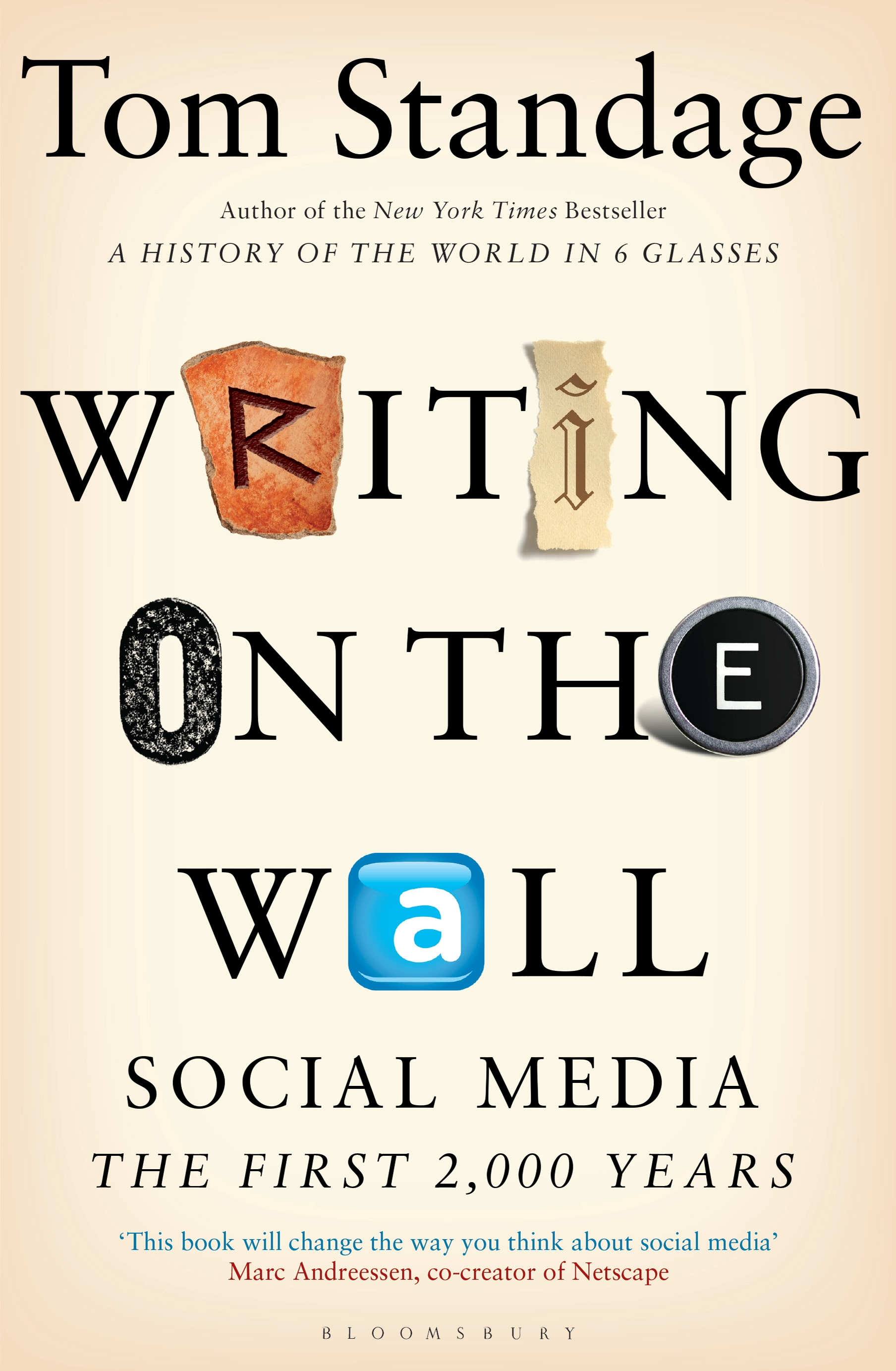 Writing on the Wall Social Media - The First 2, 000 Years