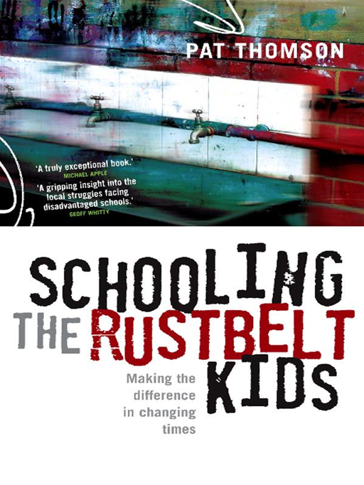 Schooling the Rustbelt Kids Making the difference in changing times
