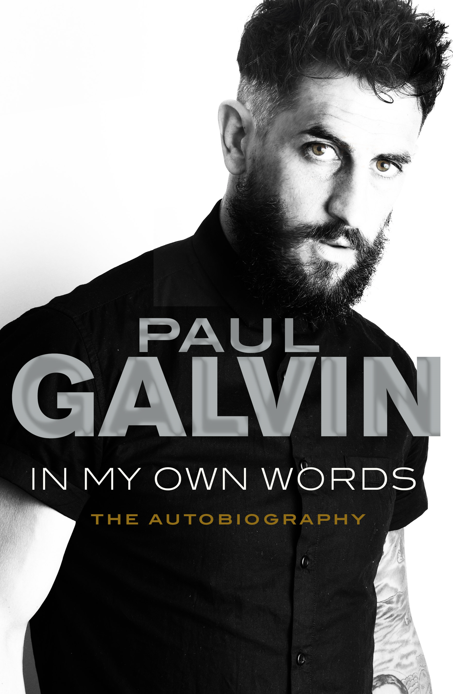 In My Own Words The Autobiography