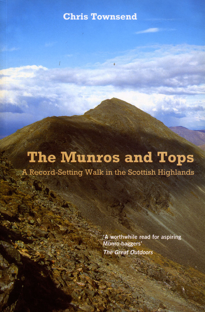 Munros and Tops,  The A Record-Setting Walk in the Scottish Highlands