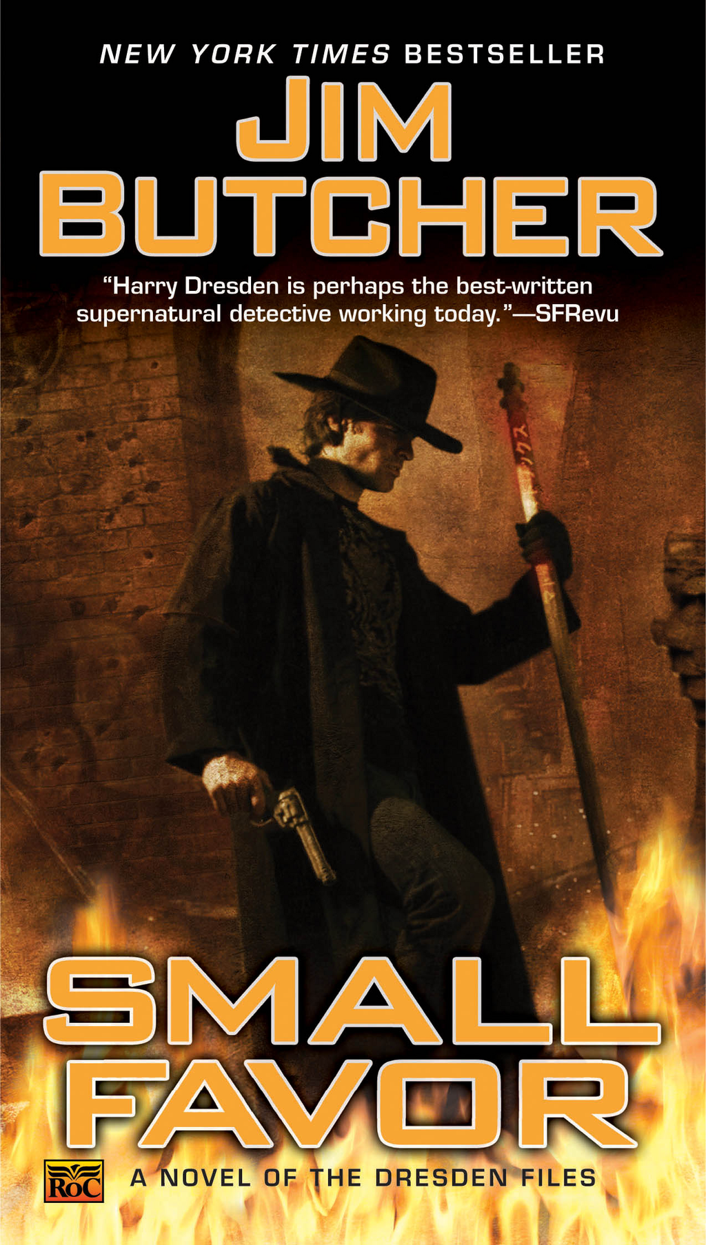 Small Favor: A Novel of the Dresden Files By: Jim Butcher