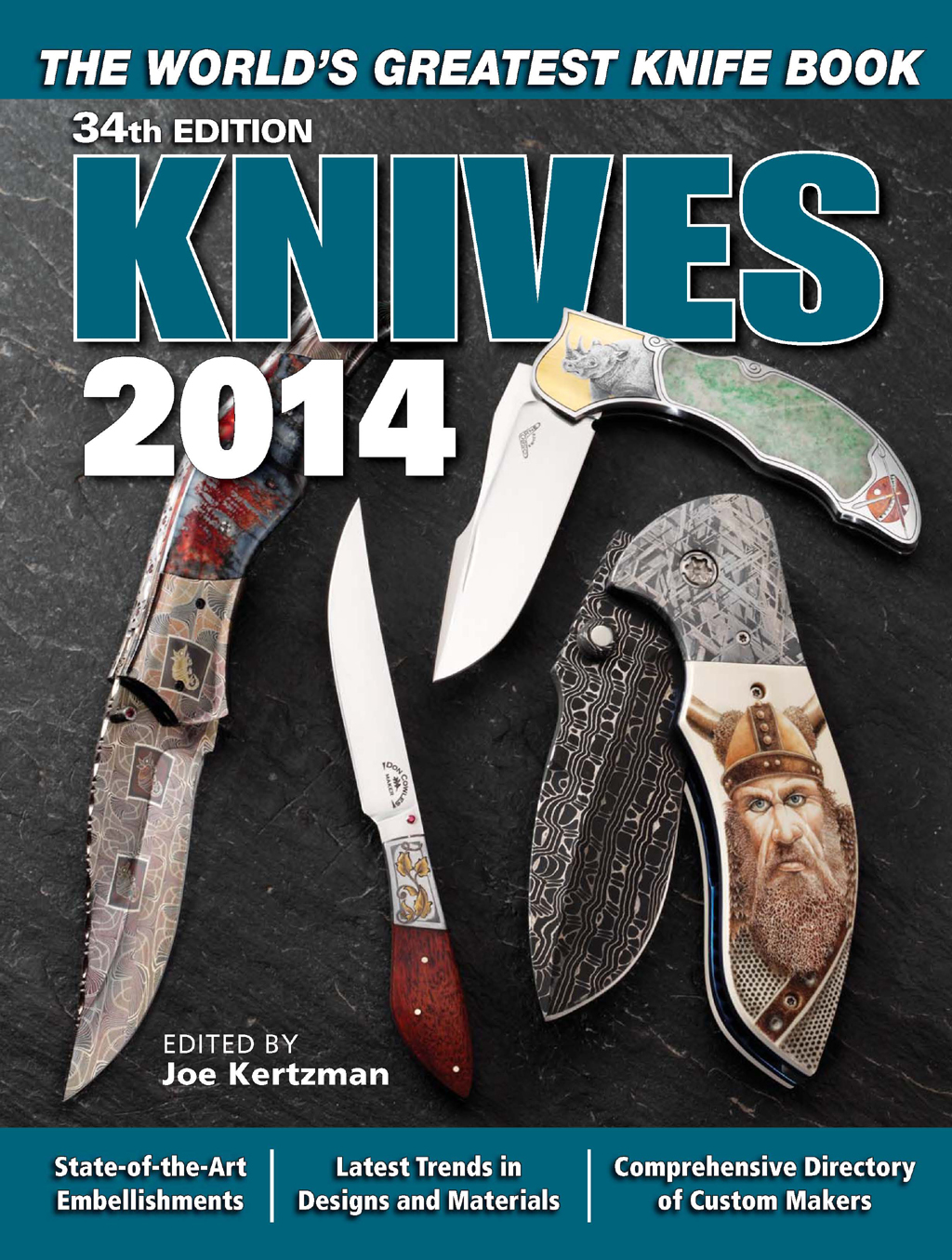 Knives 2014 The World's Greatest Knife Book